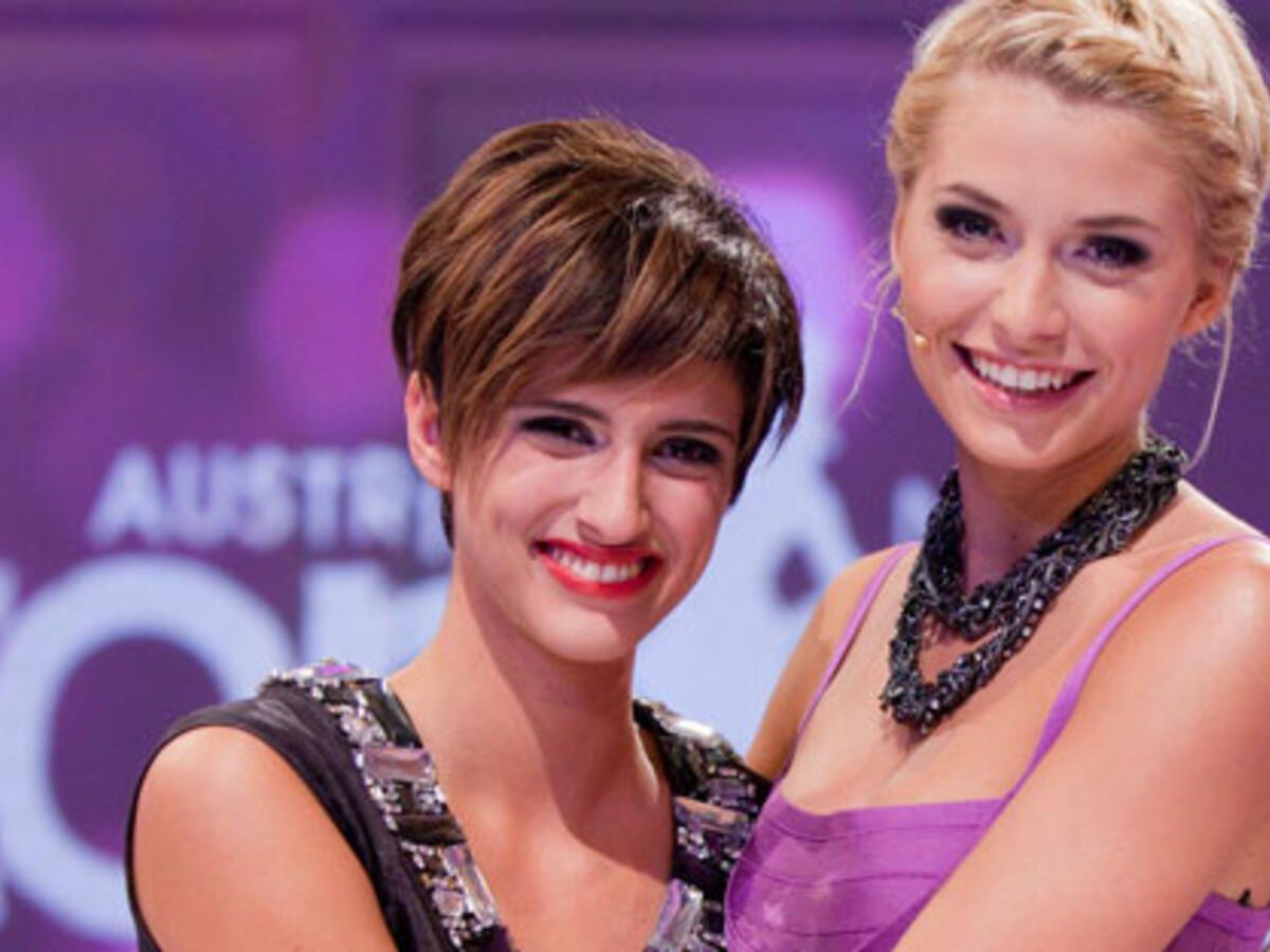 Austria next topmodel nackt shooting