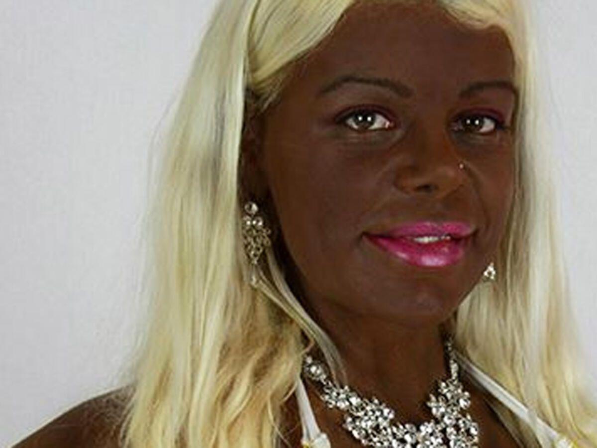 Haut haare helle schwarze IPL Haarentfernung:
