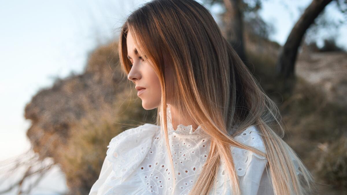 Teste Dich Welche Haarfarbe Passt Zu Dir