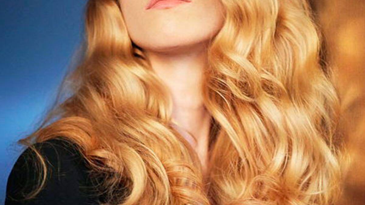 glamour-frisur für lange haare