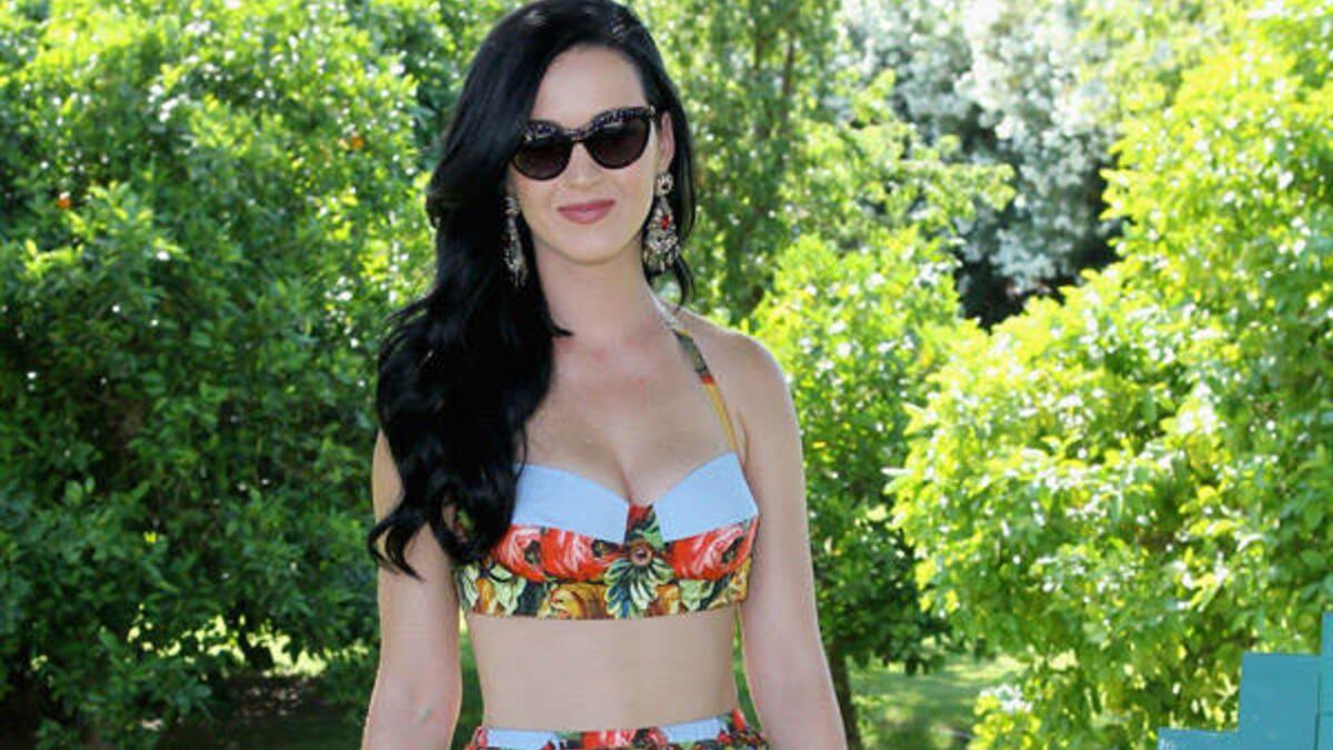 Katy Perry Bh Größe