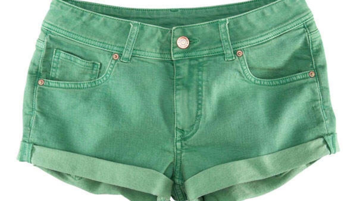 Hot Pants Mädchen