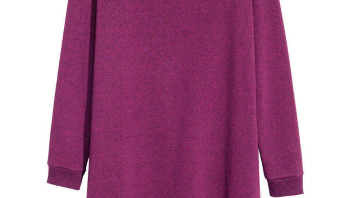 Pulli-Kleid von H&M