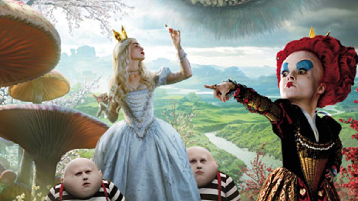 """Kinofilm """"Alice Im Wunderland"""" In 3D"""