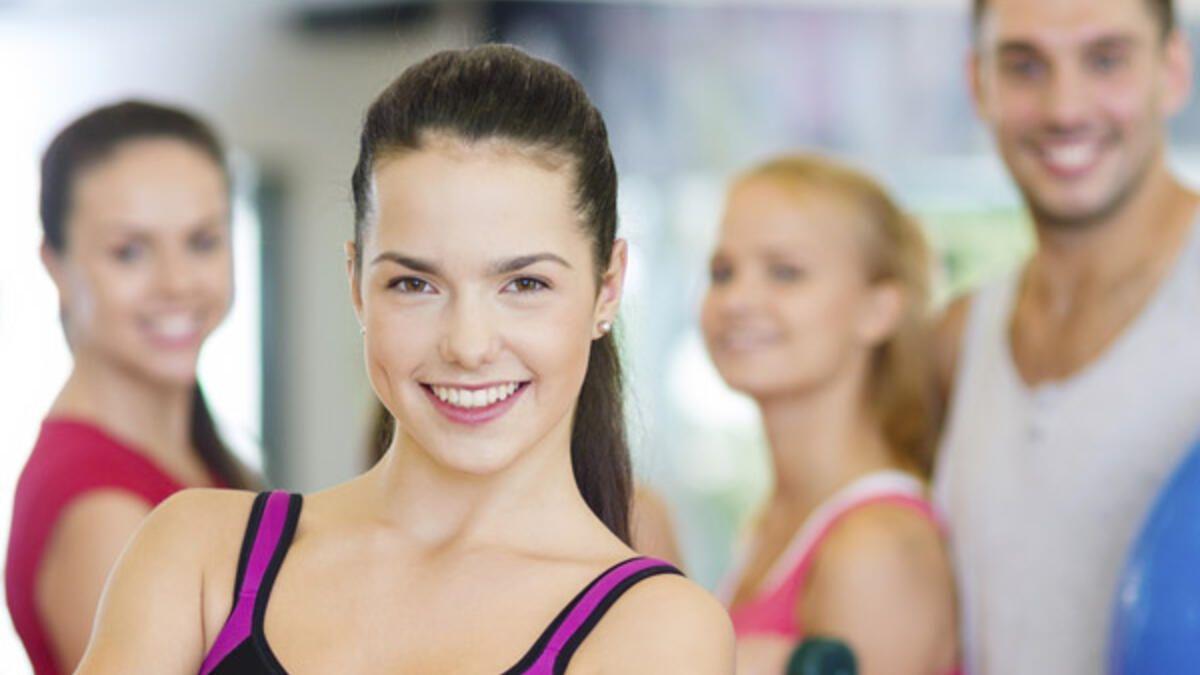 Dating ein fitness-mädchen