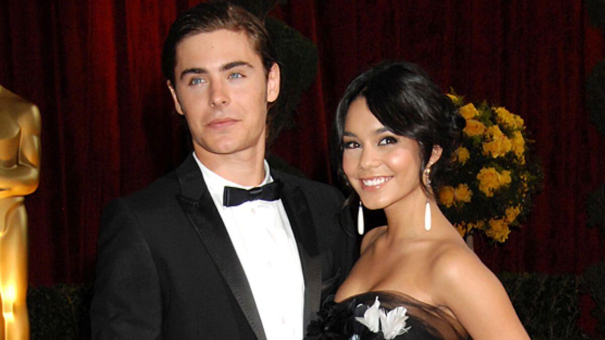 Zac Efron und Vanessa Hudgens sangen bei den Oscars! - Stars