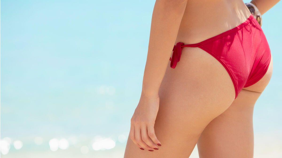 rasieren bikinizone ohne bumbs
