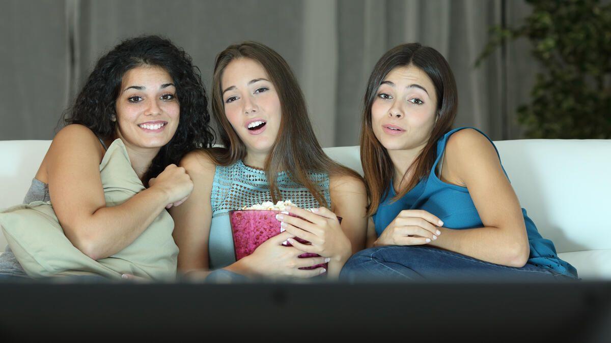 Mädelsabend Filme