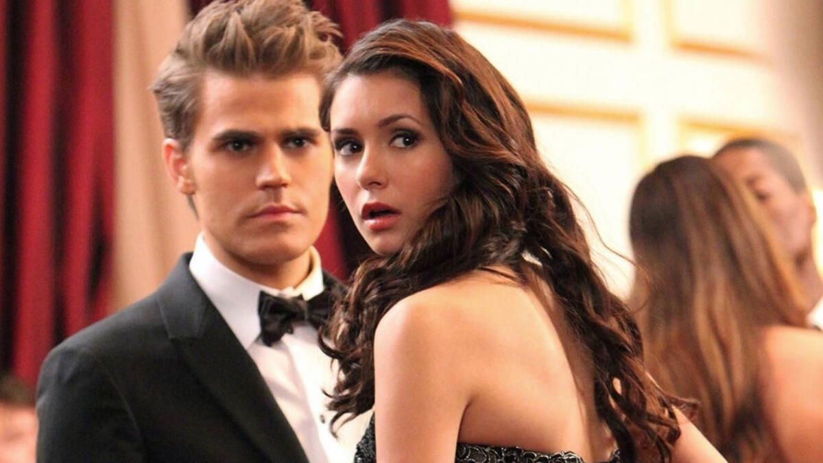 Vampire Diaries Charaktere