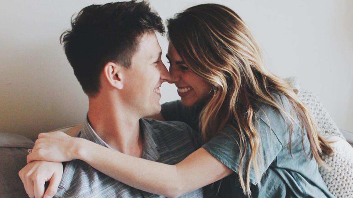 Küssen Erstes Date