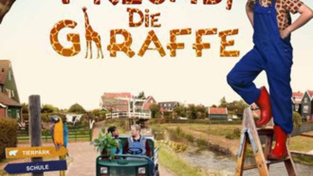 Mein Freund Die Giraffe Trailer