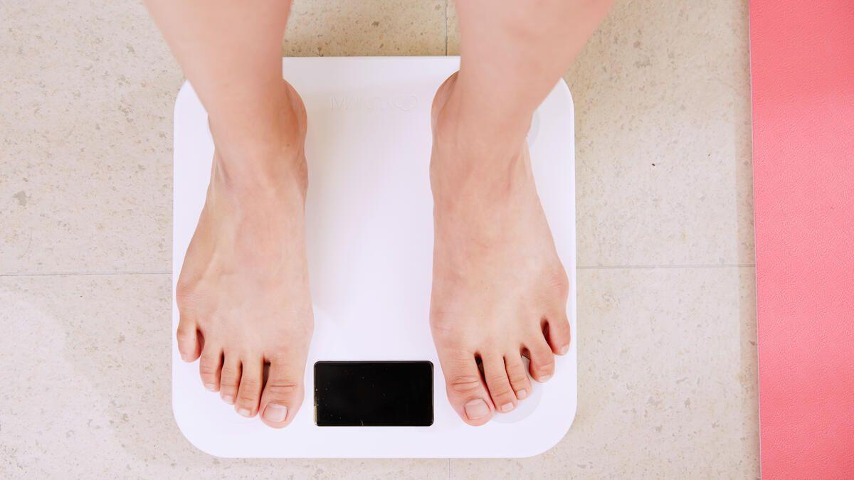 Gewichtszunahme während der Menstruation