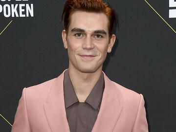 KJ Apa Red Carpet