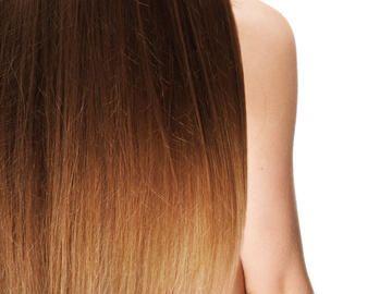 Braun gefarbte haare werden orange
