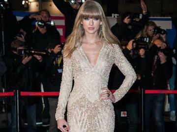 Taylor Swift bei den NRJ Music Awards