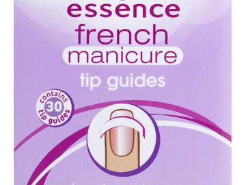 "essence ""french manicure"" tip guides"