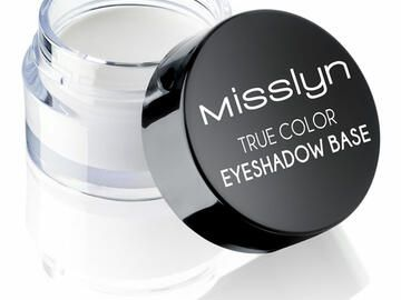 Misslyn true color eyeshadow base