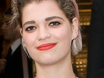 Make-up von Pixie Geldof