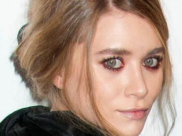 Make-up von Ashley Olsen