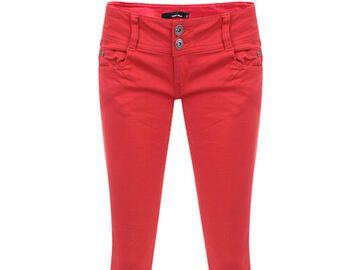 Rote Jeans von Tally Weijl