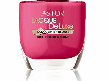 "Astor Lacque Deluxe ""Shocking Fuchsia"""