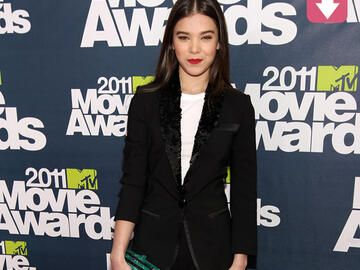Hailee Steinfeld bei den MTV Movie Awards