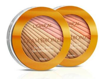 Glam Bronze Trio-Blush