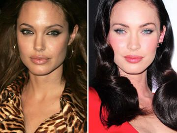 Angelina Jolie & Megan Fox