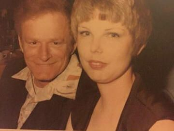 Taylor Swift & Hugh Hefner Lookalikes