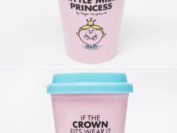Becher 2 Go von Little Miss - Princess