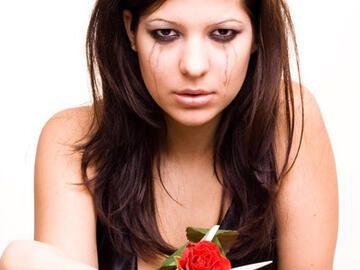 Kamille-Teebeutel gegen verheulte Augen