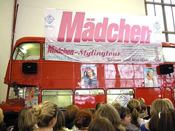 maedchen styling tour 2007