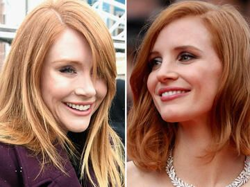 Bryce Dallas Howard & Jessica Chastain