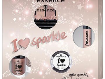 essence I ♥ sparkle gift set