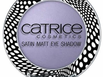 Satin Matt Eyeshadow von Catrice
