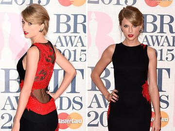 Taylor Swift: Brit Awards 2015