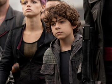 Insurgent: Emjay Anthony alias Hector