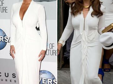 Amber Rose vs. Tina Knowles