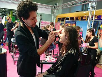 Make-up von Boris Entrup