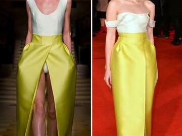 Jena Malone in Emilia Wickstead
