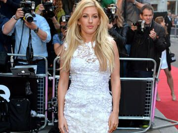 Ellie Goulding: GQ Men Of The Year Awards 2014
