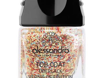 "alessandro Top Coat ""Feather Heart"""