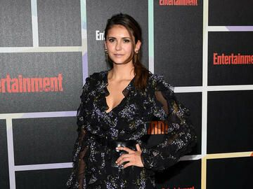 Nina Dobrev beim Entertainment Weekly Event