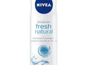 Ohne Aluminium: Nivea Fresh Natural Spray