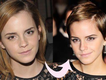 Neue Frisur Emma Watson Hat Jetzt Kurze Haare
