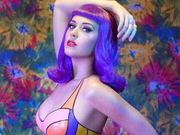 Perry nackt Katy  Katy Perry