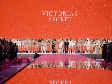 Das war die Victorias Secret Show 2015