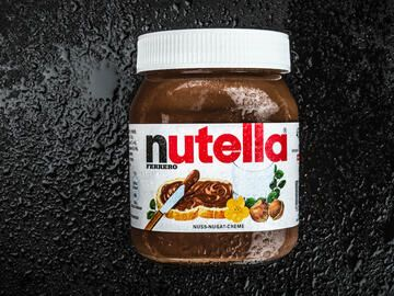 Nutella Facts quer