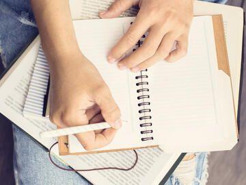 Schreiben: kreative Schreibtipps
