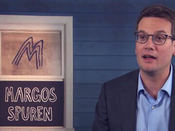 Interview mit John Green: Margos Spuren Quer
